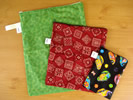 Whamies Fun Prints Wet Bags