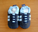 Shoo Shoos Soft Soled Shoes- Navy Sky Sports